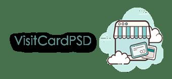 ویزیت کارت PSD